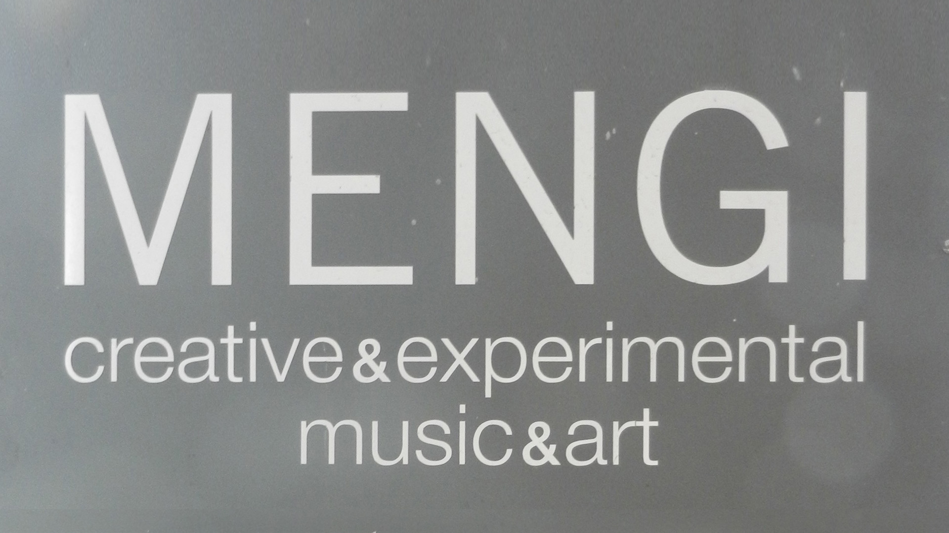 Nico Guerrero @ Mengi, Reykjavik / July 28 2018