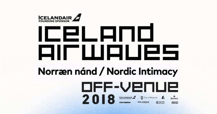 Nico Guerrero @ Iceland Airwaves Festival / the Nordic House Nov.09.2018