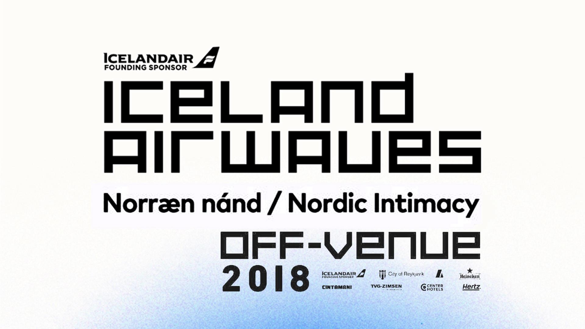 Nico Guerrero @ Iceland Airwaves Festival / the Nordic House Nov.09.2018