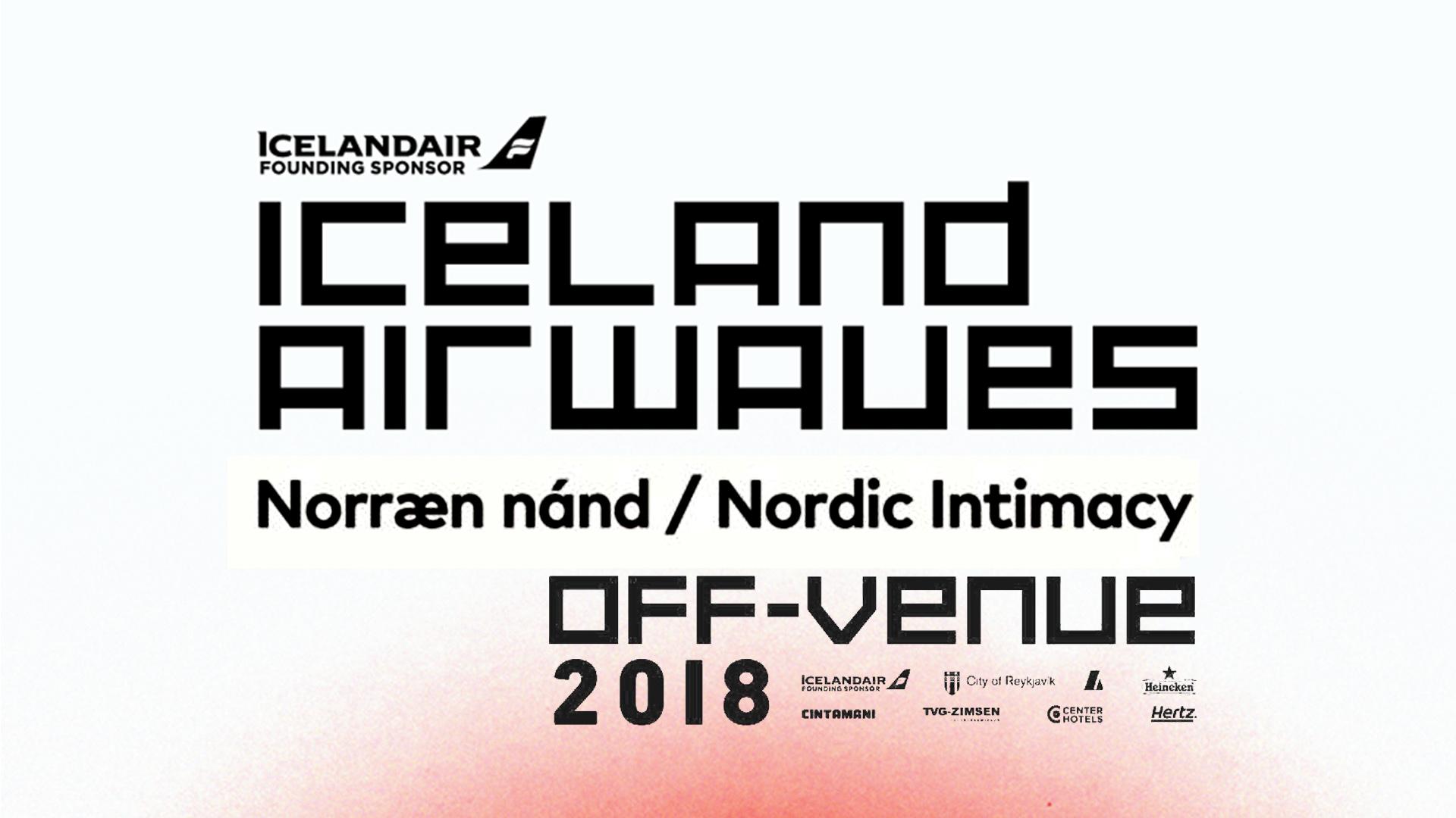 Airwaves off venue / Nordic Intimacy at the Nordic House Reykjavik
