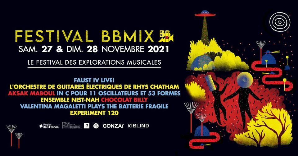 BBMIX 2021 Festival